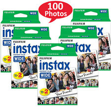 Fuji Fujifilm Instax Wide 60 Film for Instant 210 200 100 300 Camera Photos AU