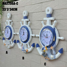 Orologi da parete, tema mare