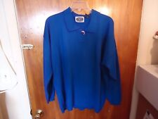 Womens Classic Essentials Size 22 W / 42 Blue Pull Over Long Sleeve Sweater Top