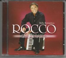 "ROCCO GRANATA ""Bella Romantica"" CD 2002 NEU/NEW - deutsch gesungen"