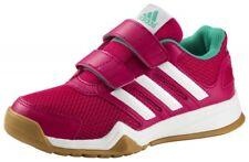 adidas Kinder Mädchen Kinderschuhe Interplay Sport Schuhe Klettverschluß Pink