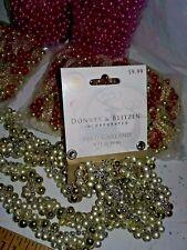Christmas Beads Garland Lot