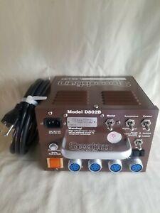 Speedotron Model D802 Brownline 4-Head Lighting Power Supply