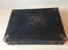 Antique Phillips 66 Traveling Salesman Sample Case with Contents Very Rare! Oil