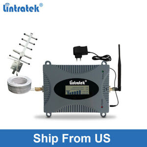 2G 3G AT&T Verizon CDMA Band 5 850MHz Phone Signal Booster Amplifier Repeater