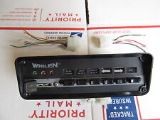 Whelen PCCS9NP Programmable Power Control Center Switch Panel PN: 01-0883861-00
