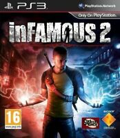 PS3 - inFamous 2 **New & Sealed** Official UK Stock