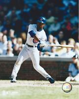 Corey Patterson 8 X 10 photo while a member of the Chicago Cubs