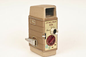 GB Bell & Howell 624 Double 8 8mm Cine Camera
