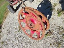 Farmall 340 Rc Tractor Ih Cast Wheel Hub Center 36 Centers Mounting Wedge Block