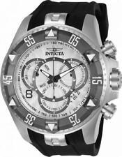 Invicta Excursion 24272 Men's Round Chronograph Date Analog Silicone Watch