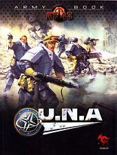 AT 43 U.N.A Army Book NEW!
