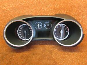 50527079 Tacho Kombiinstrument 1,4 TB Alfa Romeo Giulietta 940 bis 2013 Original