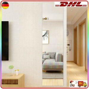 4Tlg Spiegelfliesen Klebespiegel Spiegelkacheln 30X30cm Spiegel Aufkleber Folie