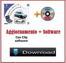 Renault Dacia CAN CLIP V188 [.2019] IN ITALIANO software NUOVO AGGIORNAMENTO
