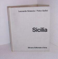 Sicilia.Leonardo SCIASCIA / Folco QUILICI. Z17E