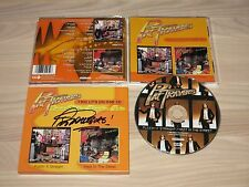 PAT TRAVERS SIGNED CD - PUTTIN IT STRAIGHT / SIGNATURE SERIES in MINT