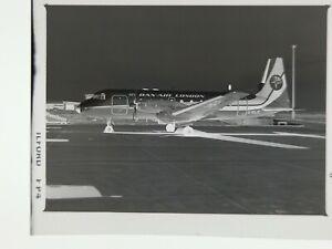 DAN AIR LONDON Hawker Siddeley 748 G-BEJE Original Large Negative