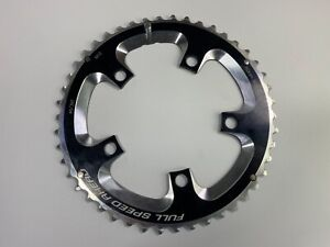 FSA CHAINRING 46T 110 mm BCD ALLOY CHAINRING 5 ARM 46/36 TAKE OFF or NEW