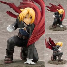 New Anime Fullmetal Alchemist: Edward Elric ArtFx J Statue Figure No Box