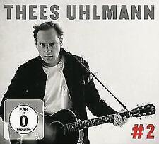 Thees Uhlmann (Tomte) - # 2 (Limitierte 2 CD + DVD Edition) NEU & OVP (Kettcar)