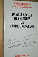 Maurice Mésségué / Dans le secret des plantes  / Ref E1