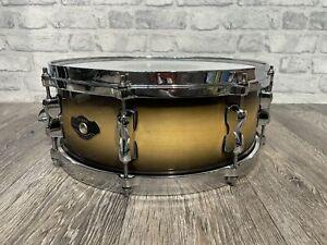"TAMA Superstar 14"" x 5.5"" Wooden Shell 8 Lug Snare Drum / Hardware #SN038"