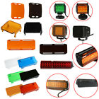 Led Work Light Bar Snap On Covers For 3 4 6 8 9 12 14 18 20 22 32 42 50 52 Inch