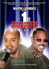 Martin Lawrence Presents First Amendment Stand-up - Season 1 (DVD, 2007, 2-Di...