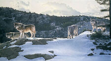 """BRENT TOWNSEND - """"OPEN RIDGE"""" Limited Edition signed & numbered"""