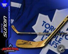 MATS SUNDIN Signed Easton Stick - Toronto Maple Leafs