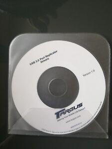 Targus USB 2.0 port replicator drivers Pc Cd Rom