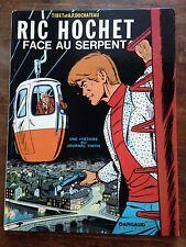 Ric Hochet face au serpent réed 1973