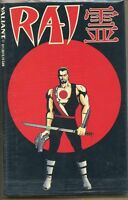 Rai graphic novel TPB polybagged near mint comic book