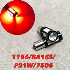 Rear Turn Signal 1156 BA15S 7506 P21W 1141 3497 108 SMD epstar LED Bulb Red W1 J