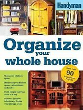 Organize Your Whole House-ExLibrary