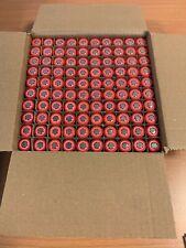 100x ensayos realizado a batería, celdas de litio-ion Sanyo AA,90-100% cap