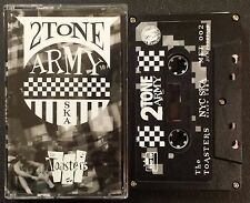 THE TOASTERS 2 Tone Army CASSETTE reissue Moon SKA Specials Beat Skatalites