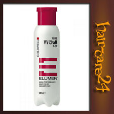 Goldwell Elumen Haarfarbe - VV@ALL - violett - 200ml - VV all - Pure