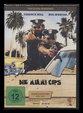 DVD BUD SPENCER & TERENCE HILL - DIE MIAMI COPS - NEW DIGITAL REMASTERED * NEU *