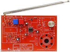 FM Radio Soldering Kit Auto Scan Elenco FM88K