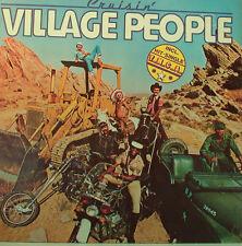 "Village People CRUISIN incl. hit single Y.M. C.A. 12"" LP [k314]"