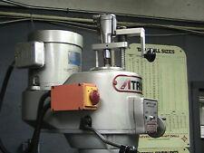 BRIDGEPORT AND IMPORT  MILLING MACHINE POWER DRAWBAR