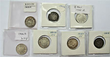 GOOD GERMAN COIN COLLECTION  X 49  MANY SILVER  & HIGH GRADES -- MANY YEARS