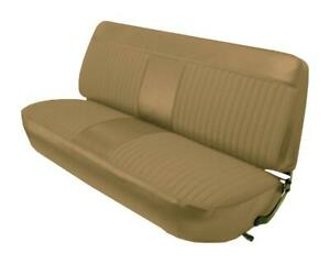 Ford F150/F250 Std Cab Pickup Seat Upholstery for Front Bench 1973-1979