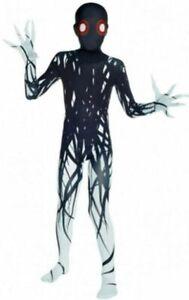Morphsuits Official Zalgo Costume Urban Legend Kids Scary Halloween MEDIUM