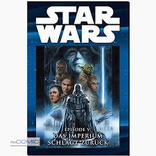 Star wars bd collection 7 l'empire bat retour panini scifi BD HC