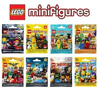 LEGO MINIFIGURES SERIES 14 16 17 18, SIMPSONS, BATMAN & NINJAGO BLIND BAGS PACKS