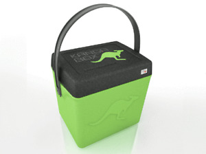 COOL BOX KANGA TRIP GREEN Thermobox high performance premium quality ice box