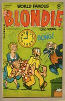 Blondie Comics #51-1952 vg/fn 5.0 Harvey Comics Chic Young / Dagwood